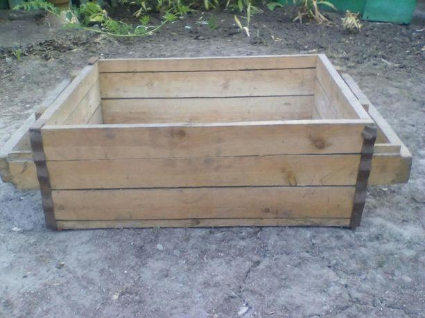 Ящик деревянный.