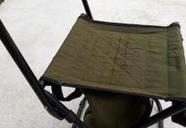 cadeira de pesca c/ bolsa