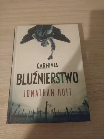 Bluźnierstwo Jonathan Holt