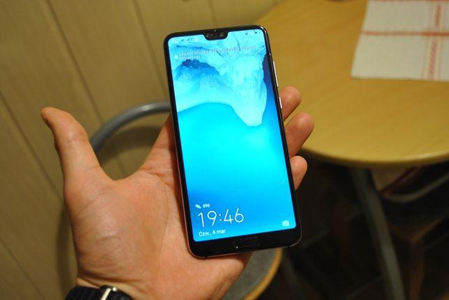 Huawei P20 Pro W Pieknym Stanie