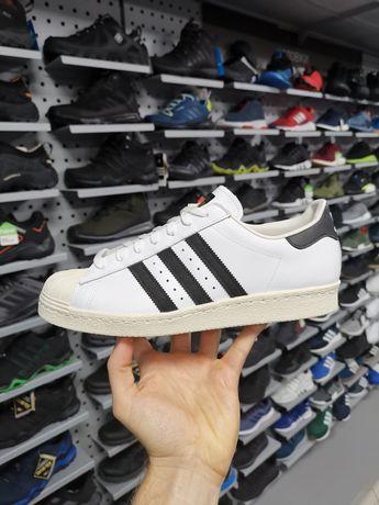 Оригинальные кроссовки Adidas Superstar 80s G61070