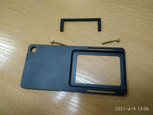 Адаптер (переходник) для экшн камеры на стедикам