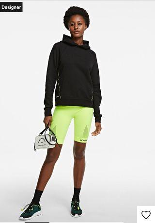 Nowe szorty kolarki neon Karl Lagerfeld roz S cena 679 zł