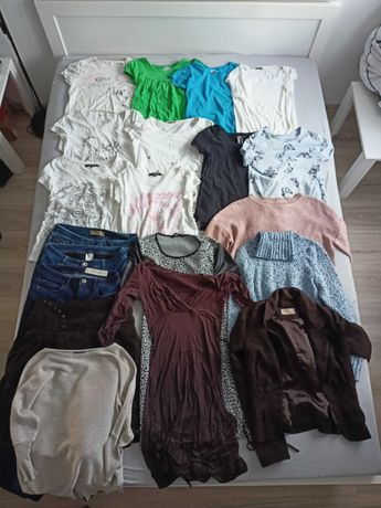 Zestaw ubrań dla nastolatki rozmiar S,XS,36,164