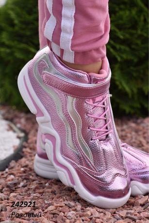 Хайтопы кроссовки на девочку