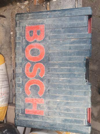 Bosch młot wyburzeniowy.po kapitalnym serwisie