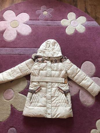 Женская теплая зимняя куртка
