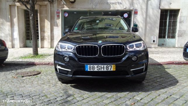 BMW X5 25 d sDrive Comfort 7L