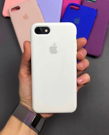 Силиконовый чехол на Iphone XR MAX 11 PLUS 7 8 Xs mini SE 12 6 айфон