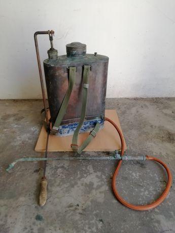 Pulverizador de cobre