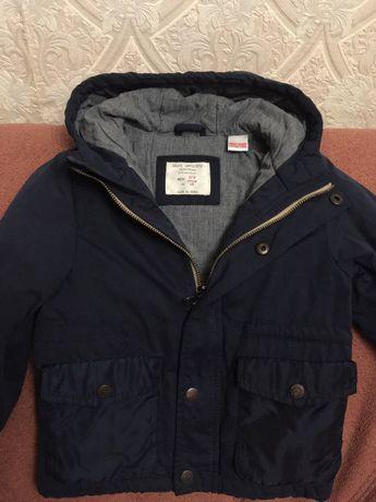 Куртка ZaraBabyBoy На возраст 2-3 года