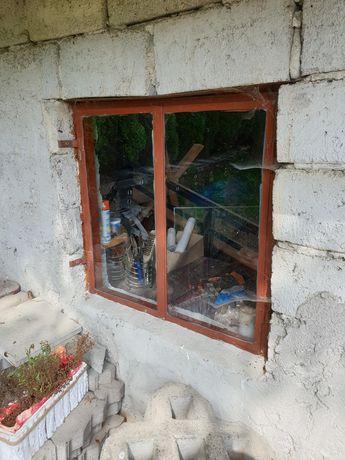 Okno metalowe