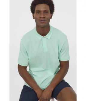 Мужская футболка поло H&M