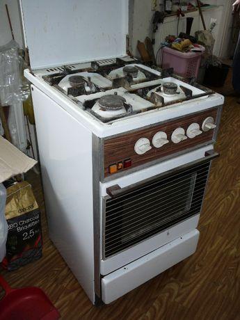 kuchenka 4 palnikowa