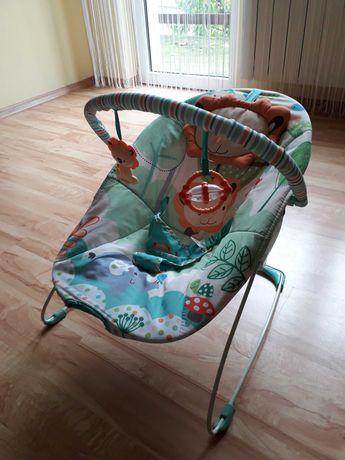 Bujak, bujaczek, leżaczek niemowlęcy firmy Bright Starts