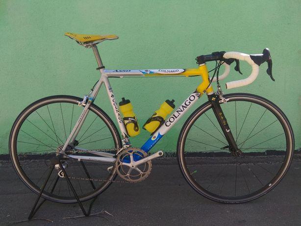 Шоссейный велосипед colnago,шоссер.