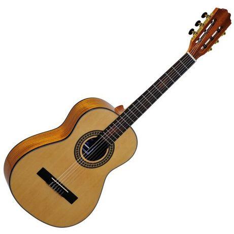 Nowa gitara klasyczna 4/4 Ever Play Zebrano sklep Pszczyna