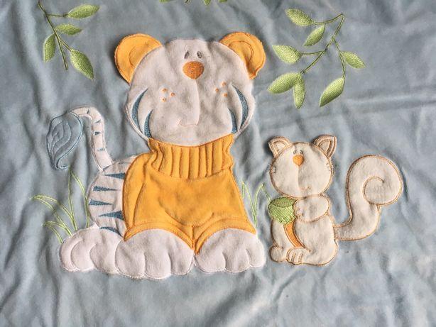 Детское одеяло конверт