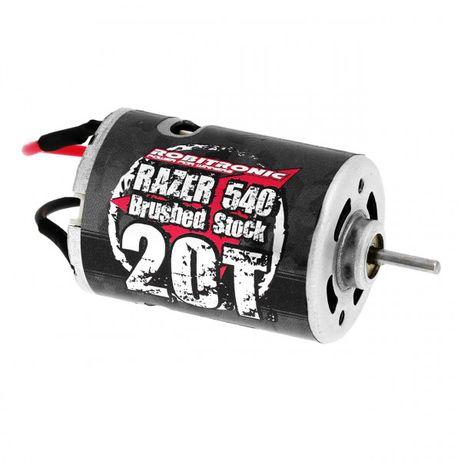 Motor com escovas Razer 540 20T