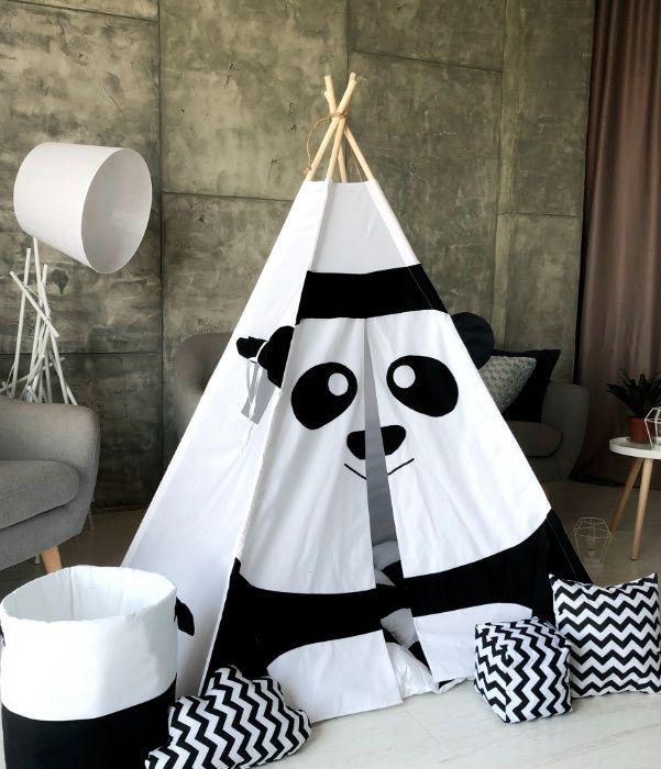 Детский вигвам, палатка, домик игровой. Отправка без предоплаты. Одесса - изображение 1