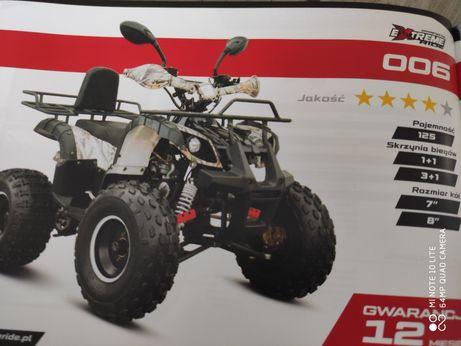 Quad Xtr Extremeride 125 CC Trzebinia , Chrzanów