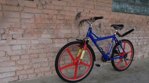 Велосипед горный RIDER алюминиевый