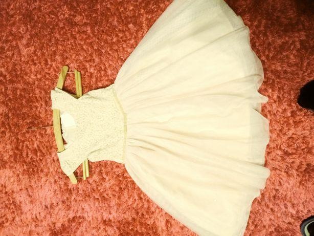 Sukienka princeska