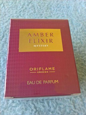 Perfume Amber Elixir Mystery da Oriflame