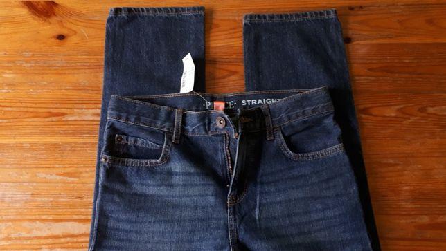 NOWE jeansy dziecięce