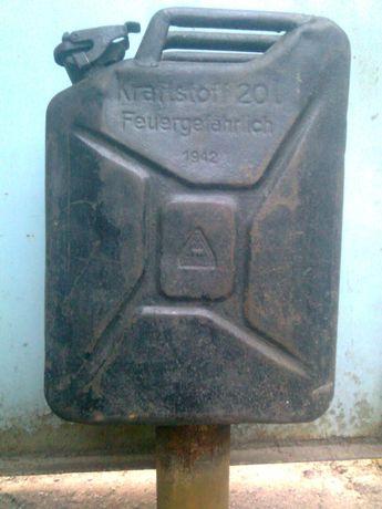 Немецкая канистра 20л. 1942года