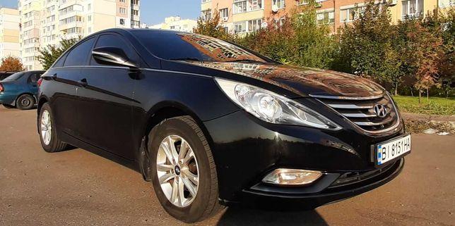 Hyundai Sonata YF Автомат 2,0 Газ LPi 2011 г.в. Хюндай Соната