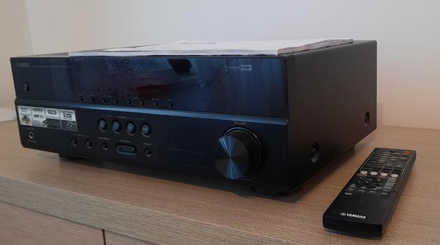 Amplituner Yamaha HTR-2067, amplituner kino domowe