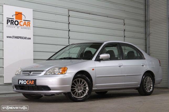 Honda Civic 1.6 ES