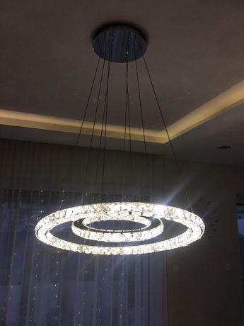 Lampa wisząca Globo Marilyn duża, okazja -40% kurier, 3 szt, 2 modele