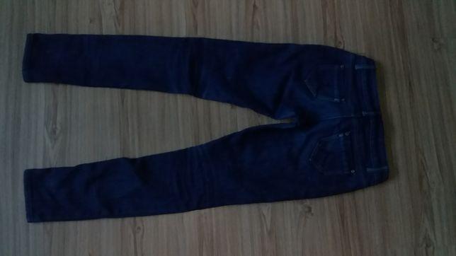Зимові джинси та свитер