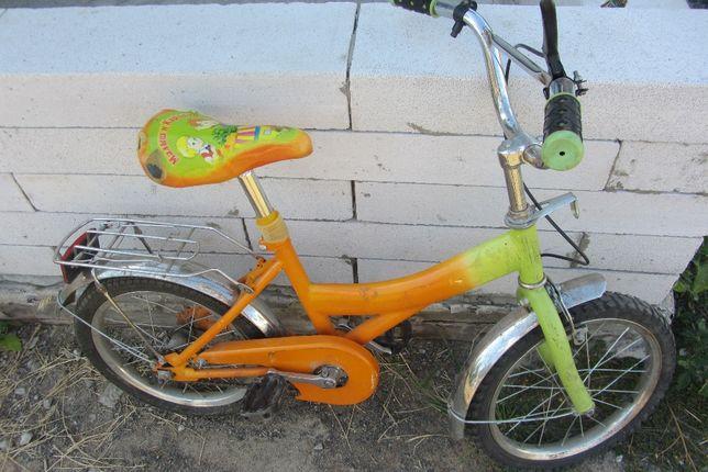 Детский велосипед диаметр колеса 32 до 8 лет
