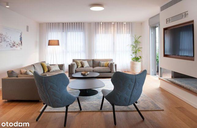 3 pok. Apartament/SmartHome/2 Balkony/Bez PCC