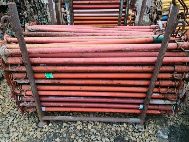 Podpory 3m metalowe regulowane Lekkie chiszpanskie szalunki stropowe