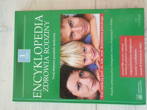 Encyklopedia zdrowia rodziny Tom 1