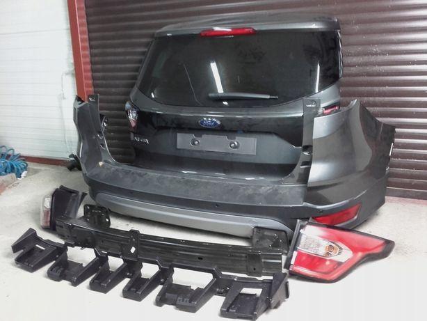 Ford Kuga mk2 2013-2018 крышка багажника, бампер, фонари