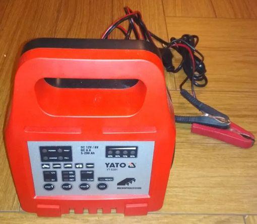 Зарядное устройство для акб Yato YT-8301