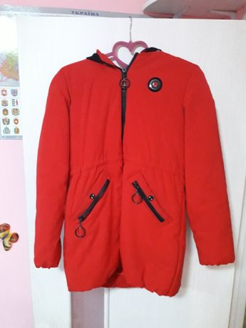 Куртка осень-весна за 170