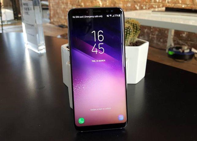 Samsung s8 igual a Novo