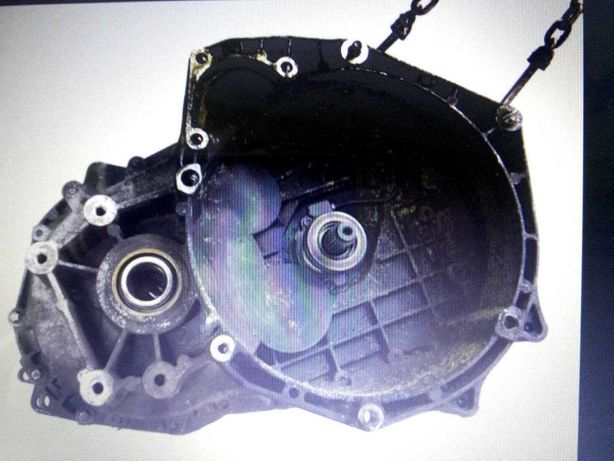 Коробка переключения передач F16