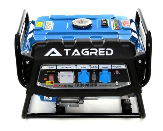 Agregat prądotwórczy 3500W TAGRED PROFESSIONAL AVR