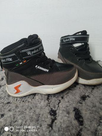 Ботинки  22р, хайтопы, кроссовки осень