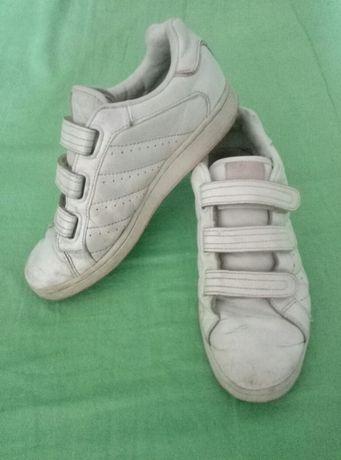 Кожаные кроссовки Lonsdele London 36-37р.