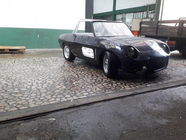Carro de pericias Motor opel 2.0 8 válvulas 130cv /troco por moto