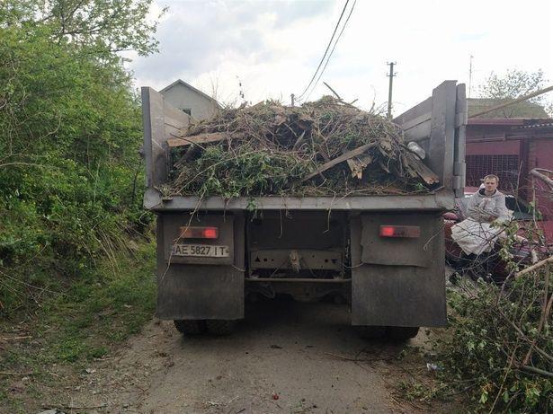 Демонтаж РАСЧИСТКА УЧАСТКА Земляные работы Спил деревьев Вывоз мусора