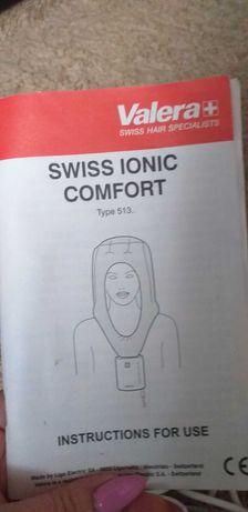 Фен, сушка для волос, оригинал Valera ионизатор.